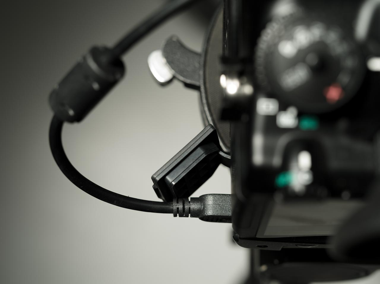 Pentax 645D shooting tethered