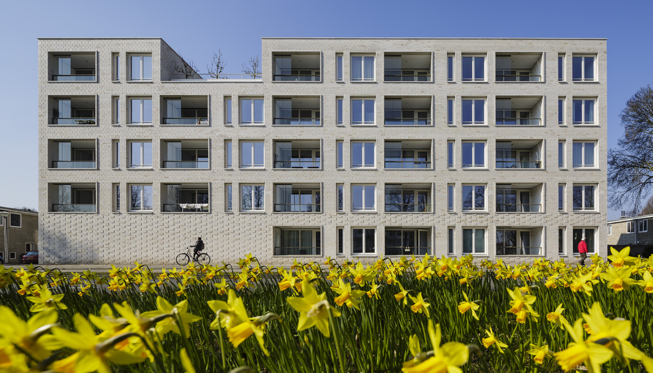 Woningen Eindhoven - photo Bas Gijselhart