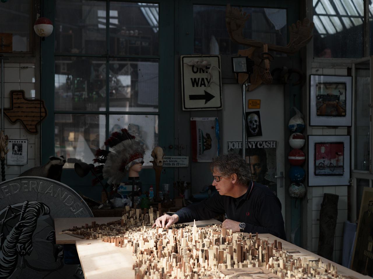 Diederick Kraaijeveld building Manhattan